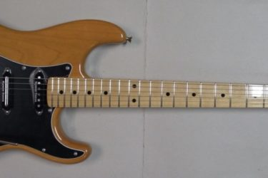 Frank Zappa Strat made by Performance Guitar