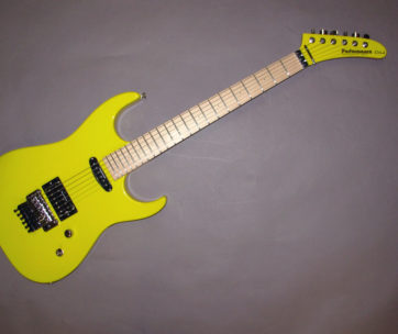 Performance Guitar - Corsair Model - Yellow