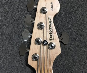 Performance Bass - YB-5 Head Top2
