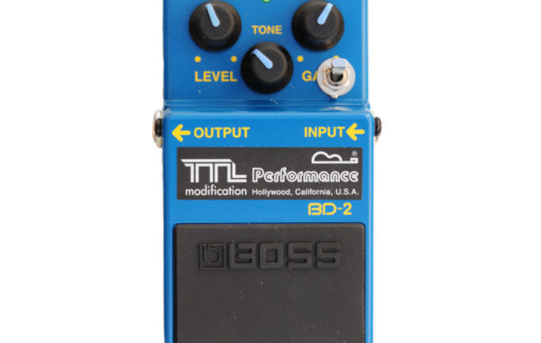 Performance Guitar - BD-2 (Blues Driver)