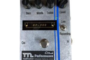 Performance Guitar - BP-300 (Bass Preamp)
