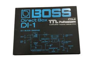 Performance Guitar - DI-1 (Direct Box)