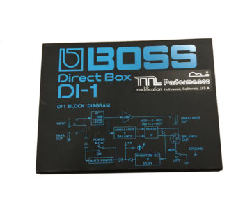 Performance Guitar - DI-1 (Direct Box)