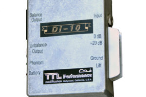 Performance Guitar - DI-10 (Direct Box)