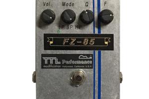 Performance Guitar - Frank Zappa Filter Modulation - TL FZ-85 W