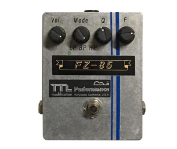 Performance Guitar TTL FZ-85