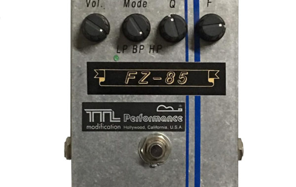 Performance Guitar - Frank Zappa Filter Modulation - TL FZ-85 W