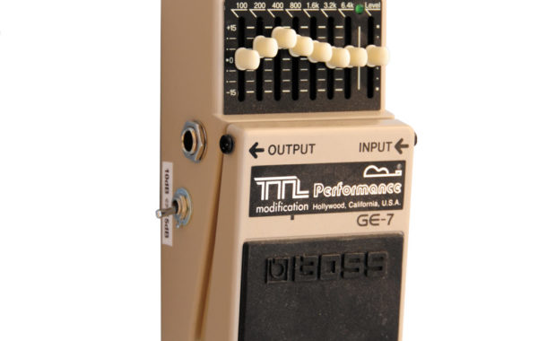 Performance Guitar - GE-7 (Equalizer)