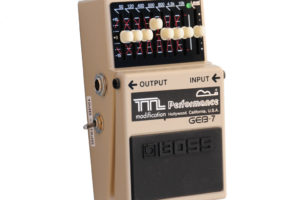 Performance Guitar - GEB-7 (Bass Equalizer)