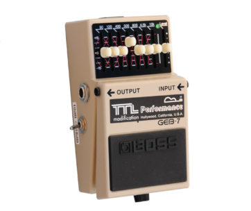 Performance Guitar TTL GEB-7