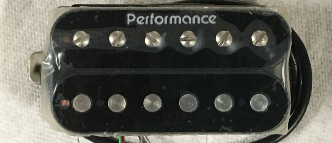 Performance Guitar Hand Wound Guitar and Bass Pickups - PG-50