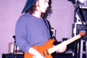 Dweezil Zappa at Performance Guitar