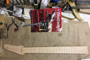 Custom Guitar Making