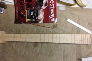 Guitar Making Process
