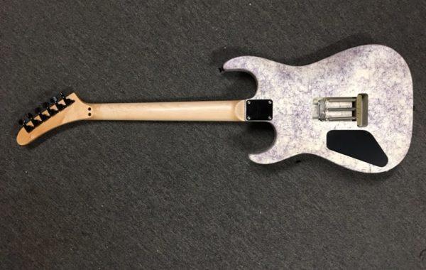 Performance Guitar Corsair Purple Web (1)