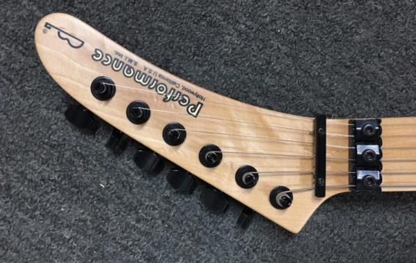 Performance Guitar Corsair Purple Web (4)